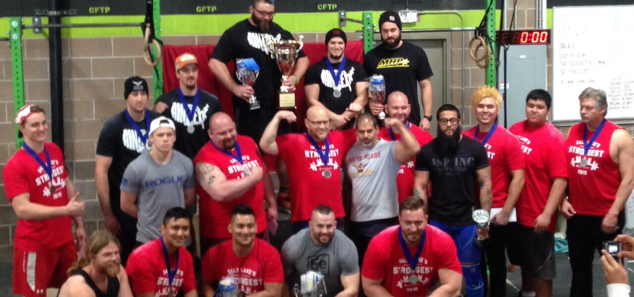 Strongman event image